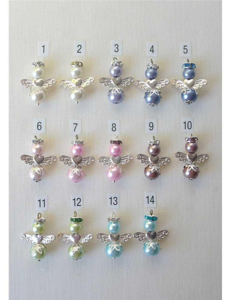 Dopklänning med tyllspets och dopskor