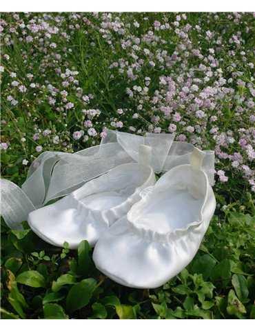 Festdiadem i rosa till flickas dop