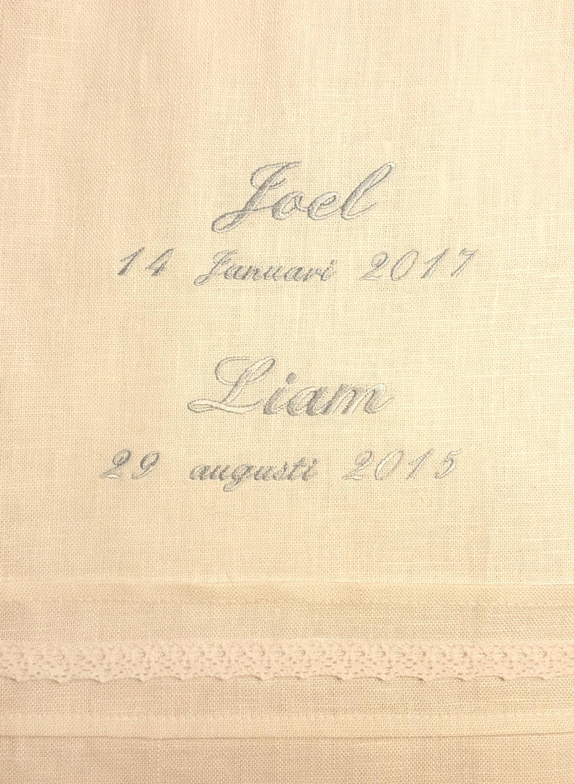 Dåbskostume Sailor kostume