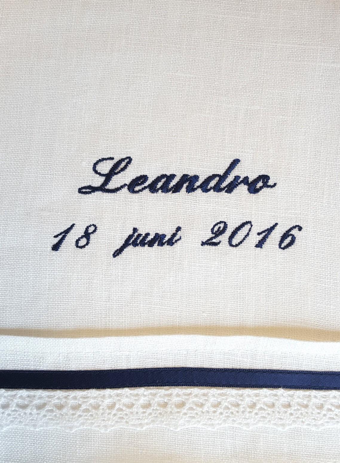Prins-kostume Grace-Nicolas