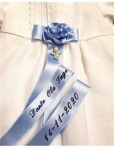 Ortodoxa dop tillbehör med broderade kors