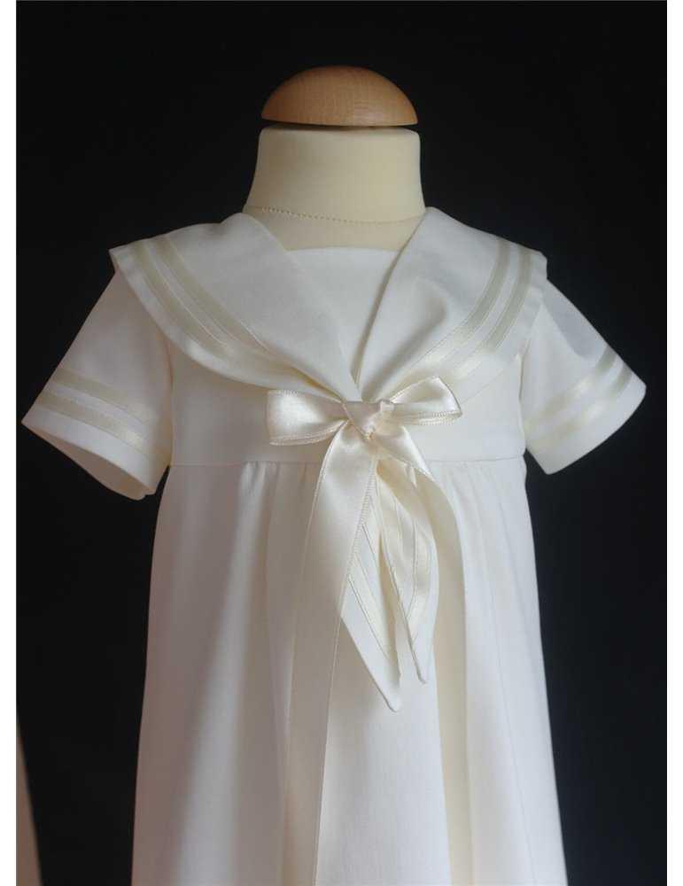 Dopklänning till liten babytjej