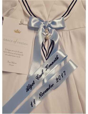 Dopklänning de lux från grace of sweden
