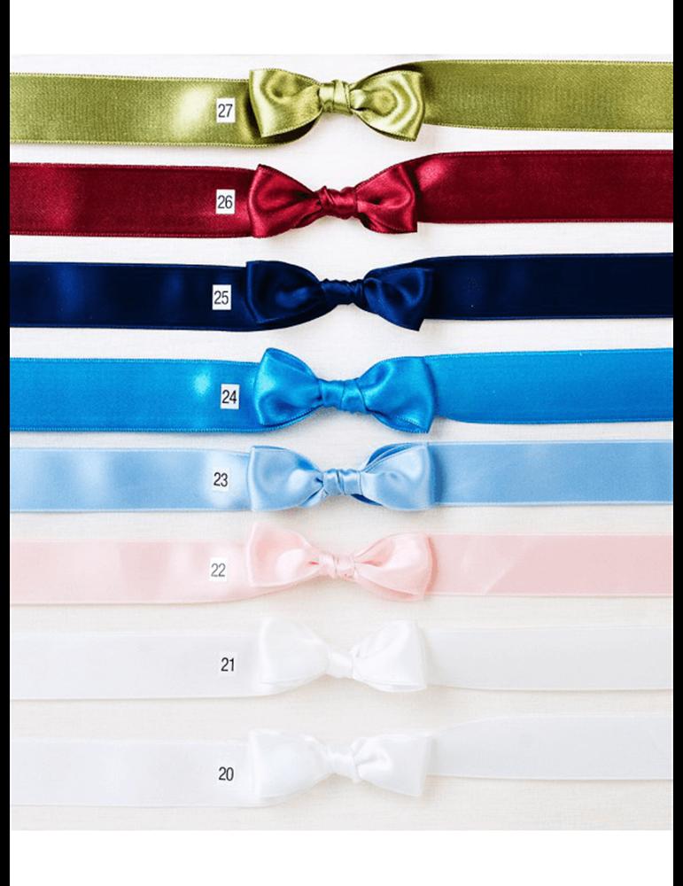 modern vit Dopklänning i bomull