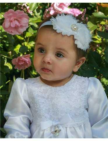 Dophatt till pojkar i marin stil