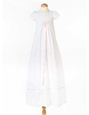 stilren Dopklänning till pojke