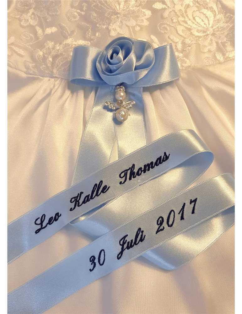 exklusiv Dopklänning siden drapperad