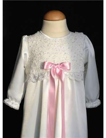 Regnbågsfärgad unisex doprosett