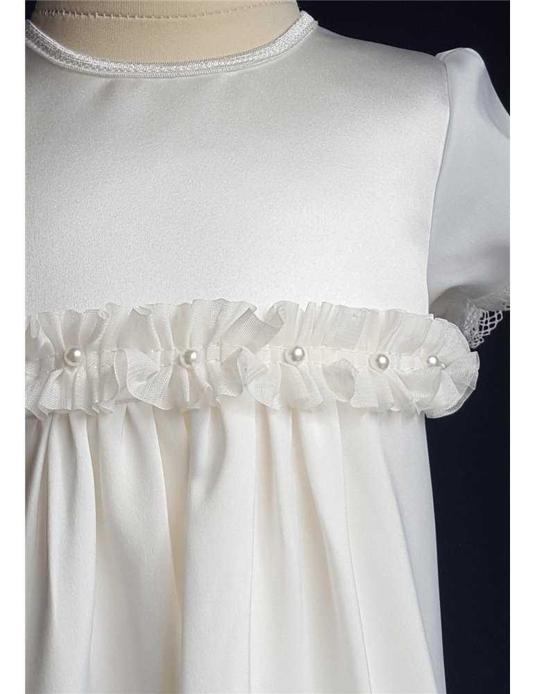 Dopklänning med stil